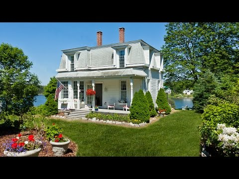 Maine Real Estate - 17 Summer Street, Vinalhaven, ME