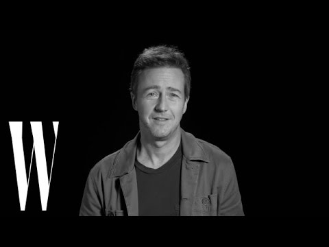 "Edward Norton Is ""A Sucker"" for Meryl Streep"