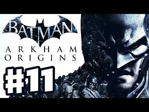 Batman Arkham Origins - Gameplay Walkthrough Part 11 - Mad Hatter...