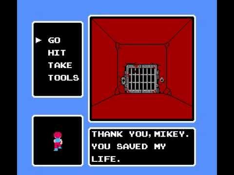 Goonies II - Goonies II NES   Playthrough - User video