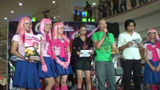 3rd Philippine Cosplay Convention Cosplay group 3-3