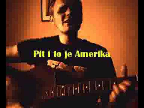 Azra - Pit I To Je Amerika