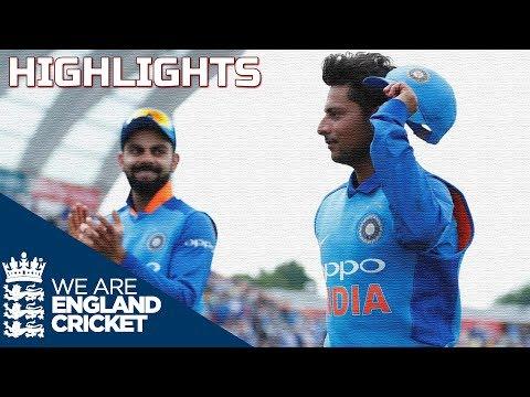 INDvsENG lst ODI- Rohit और Kuldeep ने छीनी England के मुँह से जीत, देखे Highlights