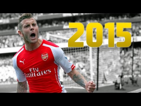 Jack Wilshere | Goal, Skills, Assists, Passes, Tackles | Arsenal and England | 2014/2015 (HD)
