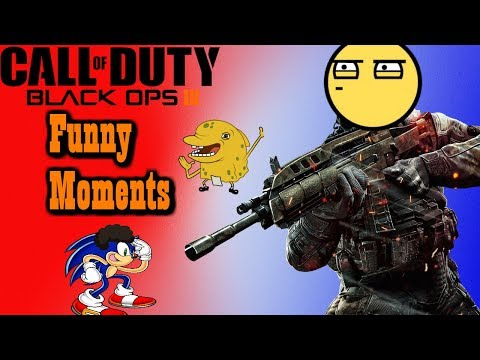 DAMN ALPHAS Call Of Duty Black Ops 3 Gun Game Funny Moments (RAGE, FAILS, TROLLING, HILARIOUS)
