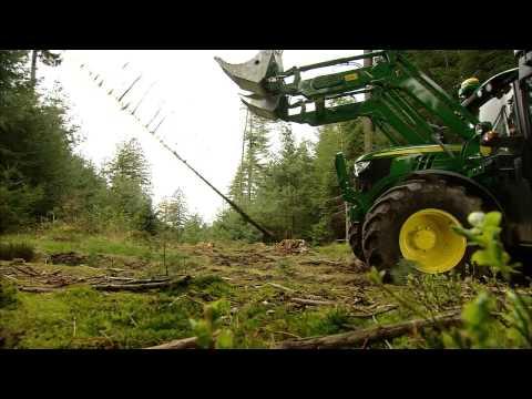 Traktor John Deere 6M Serie