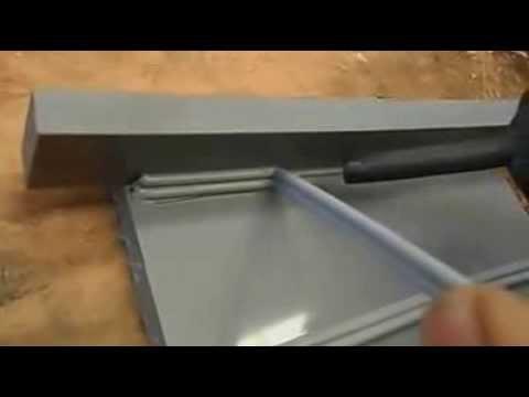 วิธีเชื่อม PVC ขั้นเทพโดยกูรูตัวจริง