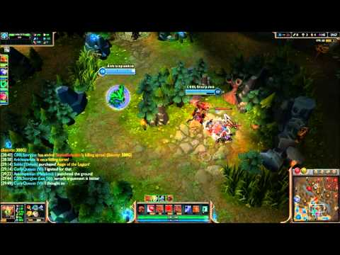 League of Legends - AP Mid Malphite - Full Game Commentary