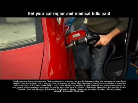 Bakersfield auto accident lawyers at 1-800-THE-LAW2