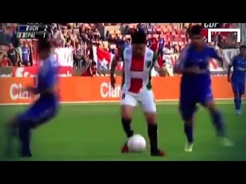 Messi-esque goal from Valenzuela