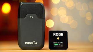 Rode Wireless GO vs RodeLink Filmmaker Kit