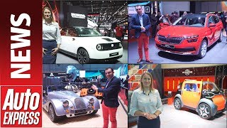 Best cars of the Geneva Motor Show 2019 - highlights round-up