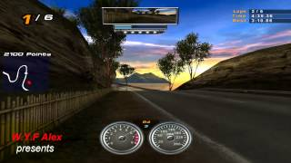 NFS Hot Pursuit 2 (HP2) - Single Challenge - Island Outskirts - BMW Z8
