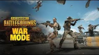 PUBG mobile live stream Android ios Gameplay