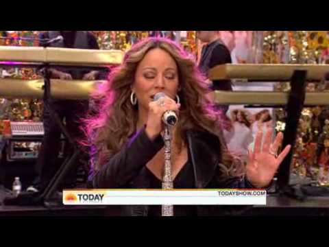 Mariah Carey - I Want to Know What Love Is ( Live Today Show 10/02/2009 )