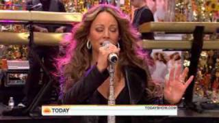 Mariah Carey  I Want to Know What Love Is  Live To