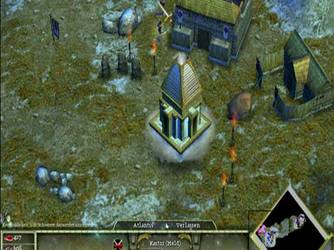 Let's Play #001: Age of Mythology; The Titans Expansion