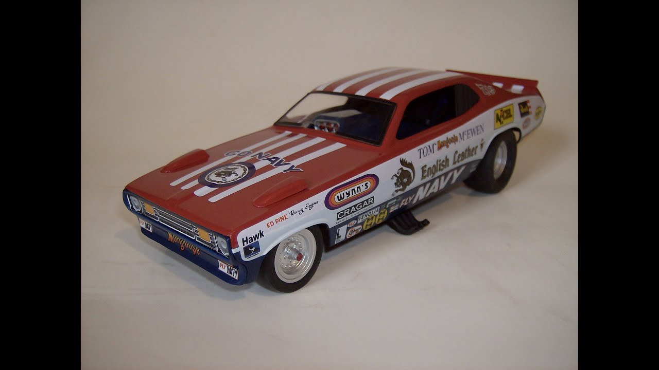 Tom Quot Mongoose Quot Mcewen S 1975 Plymouth Duster Funny Car
