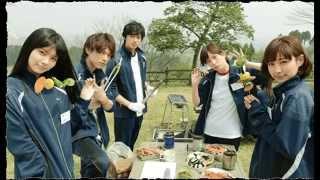 "Blue - FujiFabric OST ""Ao Haru Ride""  + Subtitle Indonesia Lirik"