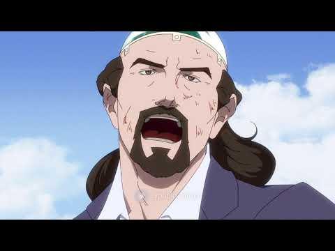 """Dragon Ball Ñ - Capítulo 4: """"Ah, yo no sé nada, cuando llegué ya estaba así"""""""