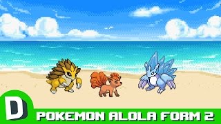 If Pokemon Met Their Alola Forms (Part 2)