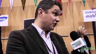 Galaxy S4 Rumours - Samsung Mobile Interview at CES 2013