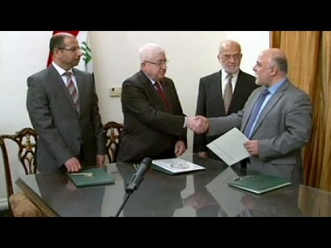 Iraq's president sidesteps al-Maliki and offers PM's job to al-Abadi