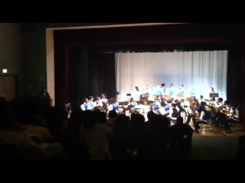 Kendrick Middle School winter concert 2010