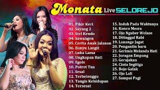 Monata - Pikir Keri | Terbaru 2018 | Live Selorejo | Full Album