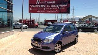 Chevrolet Aveo 1.2 85Cv - 4.900€