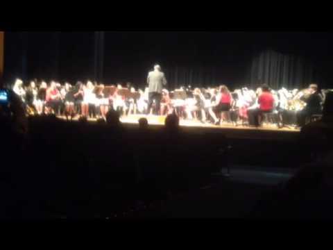 Alexander Central High School Christmas Concert 2013