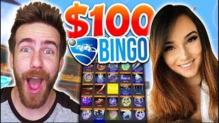 Bingo Crate Battle for $100 Against Athena!