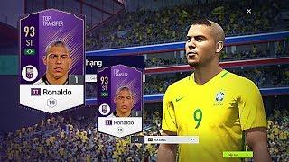 FIFA ONLINE 4: TRẢI NGHIỆM LẦN ĐẦU TIÊN Vs Siêu Tiền Đạo RONALDO BÉO TT - ShopTayCam.com