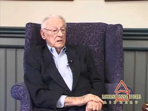 Brodrick World War II U.S. Navy Natick Veterans Oral History Project