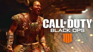 Call of Duty Black Ops 4 Zombies: Blood of the Dead Official Cinematic Gameplay Trailer