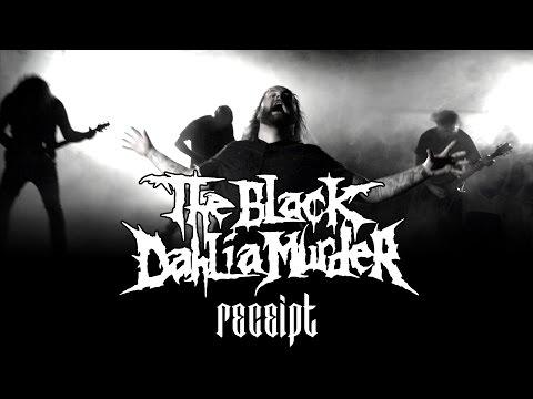Black Dahlia Murder - Receipt