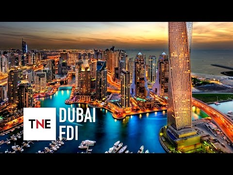Fahad Al Gergaw on FDI | Dubai Foreign Investment Office | The New Economy Videos