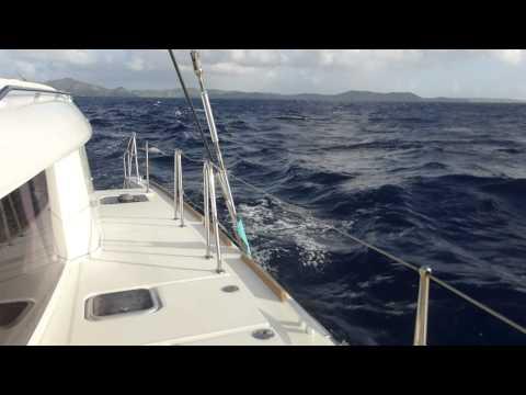 Sailing the Carribean - Lagoon 450