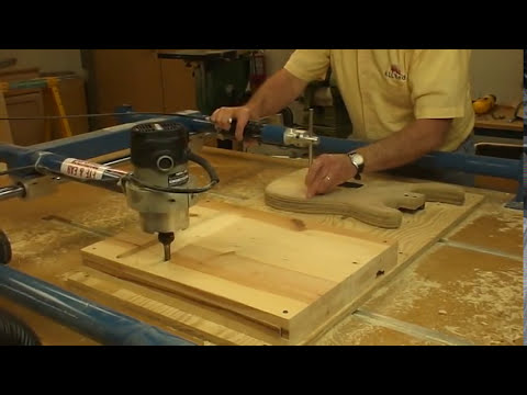 Gemini Wood Carving Duplicator