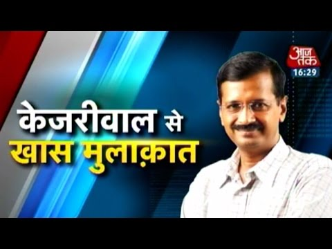 Delhi Elections: Exclusive interview with Arvind Kejriwal