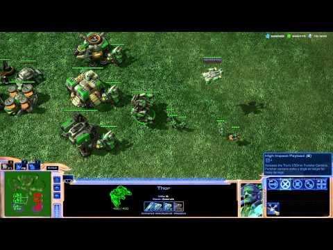 HOTS Terran Updates & Changes