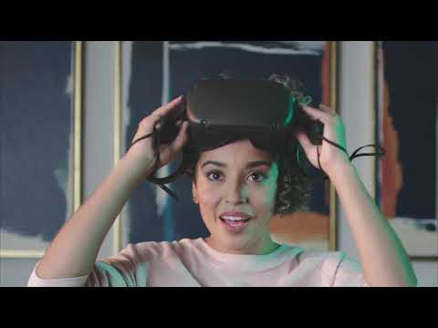 Oculus Connect 5 за 14 минут: Oculus Quest, Дарт Вейдер и многое другое