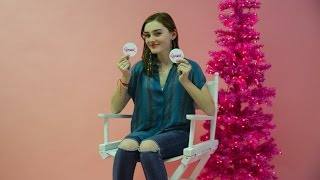 Download Lagu Meg Donnelly Gets In The Holiday Spirit With Popmania! Gratis STAFABAND