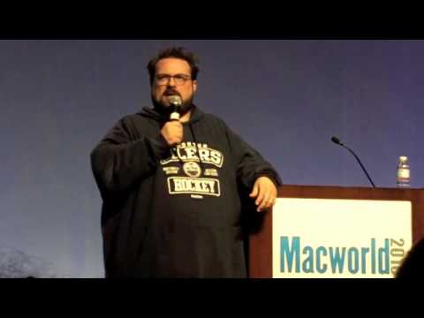 Q&A With Kevin Smith @ MacWorld About Cop Out Part 4