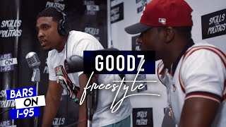 Goodz Freestyles on Bars On I-95