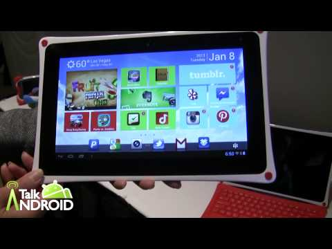 Hands on with the Nabi XD tablet for tweens