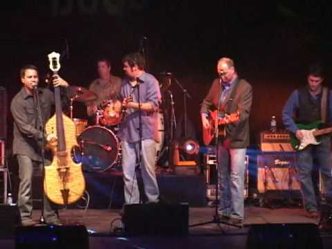 Blue Dogs SKYLINE DREAM Dock St Theater Charleston