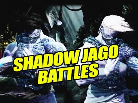Shadow Jago Battles: Max VS CD JR. Part 2