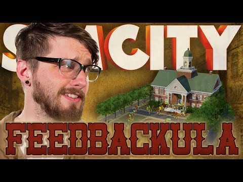SimCity Offline Mode Moans - Feedbackula