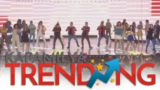 FPJ's Ang Probinsyano family, naki-uso sa mga TRENDING at VIRAL DANCE!